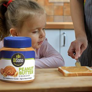 The good ol' Peanut Butter sandwich: