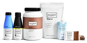 Soylent line-up