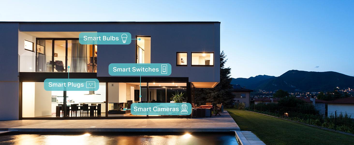 Amazon Com Tp Link Kasa Indoor 1080p Hd Smart Wifi