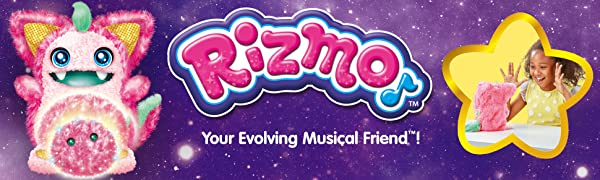 Rizmo Your Evolving Musical Friend