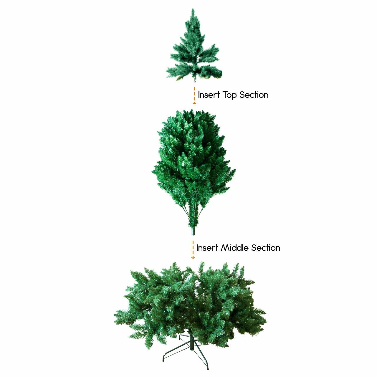 Best Rated Pre Lit Christmas Trees