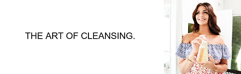 The art of cleansing Banner