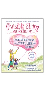 The Invisible String Workbook from Patrice Karst