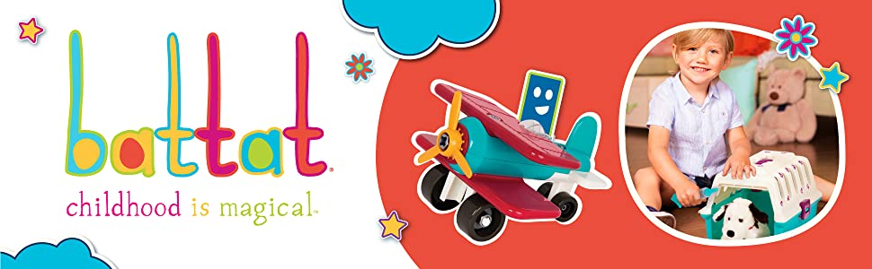 battat toy for kids baby babies toddler educational developmental learning toy girl boy present gift