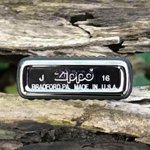 bottom stamp, zippo bottom stamp, zippo lighter bottom stamp, windproof lighter bottom stamp