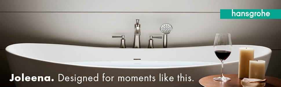 Hansgrohe Joleena Designed For Moments Like This