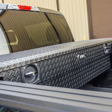 UWS Secure Lock Truck Tool Box with Low Profile