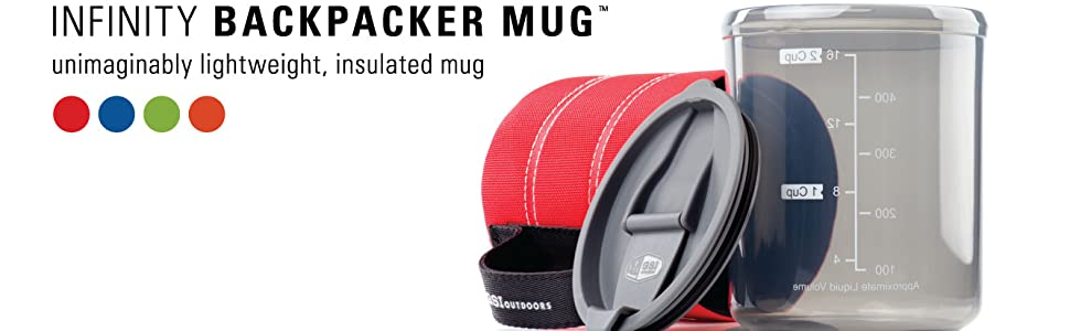 gsi, outdoors, outdoors, camp, cookware, backpack, backpacker, mug, cup, coffee, camp coffee cup