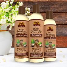 Black Jamaican Castor Oil Hair Care