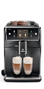 Amazon.com: Saeco SM7684/04 Xelsis - Espresso automático ...