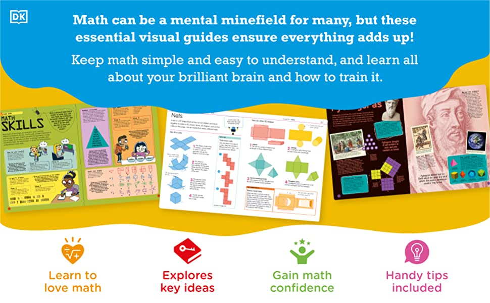 how to be good at math series math book for kids