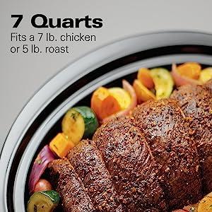 7qt slow cooker