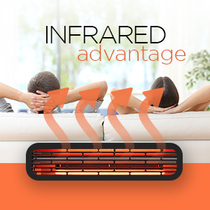 Infrared Advantages