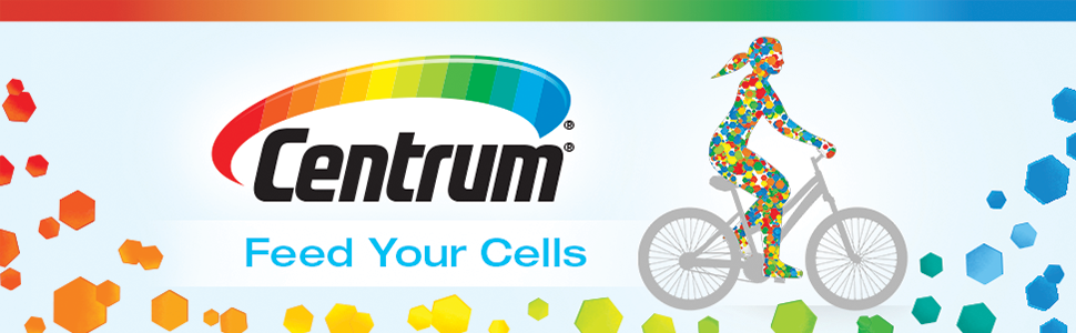 Centrum Feed Your Cells