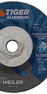 Weiler Aluminium Combo