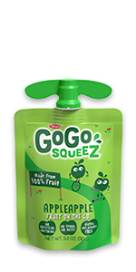 GoGo squeeZ Fruit on the Go