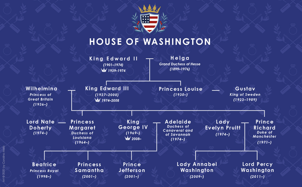 American Royals Katherine McGee