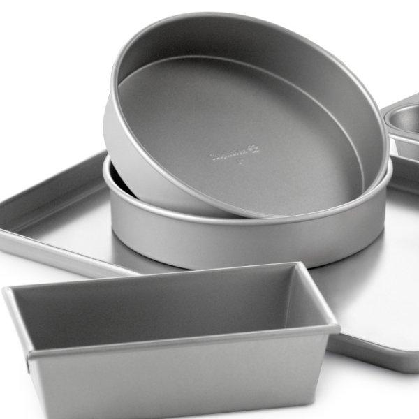 Amazon Com Calphalon Nonstick Bakeware 10 Pc Bakeware