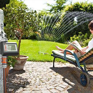 gardena bew sserungscomputer easycontrol automatische bew sserungssteuerung t gliche. Black Bedroom Furniture Sets. Home Design Ideas