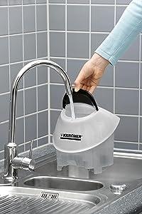Kärcher SC5 - Limpiadora a vapor, 2200 W, 4,2 bares, 2 l: Amazon.es: Hogar
