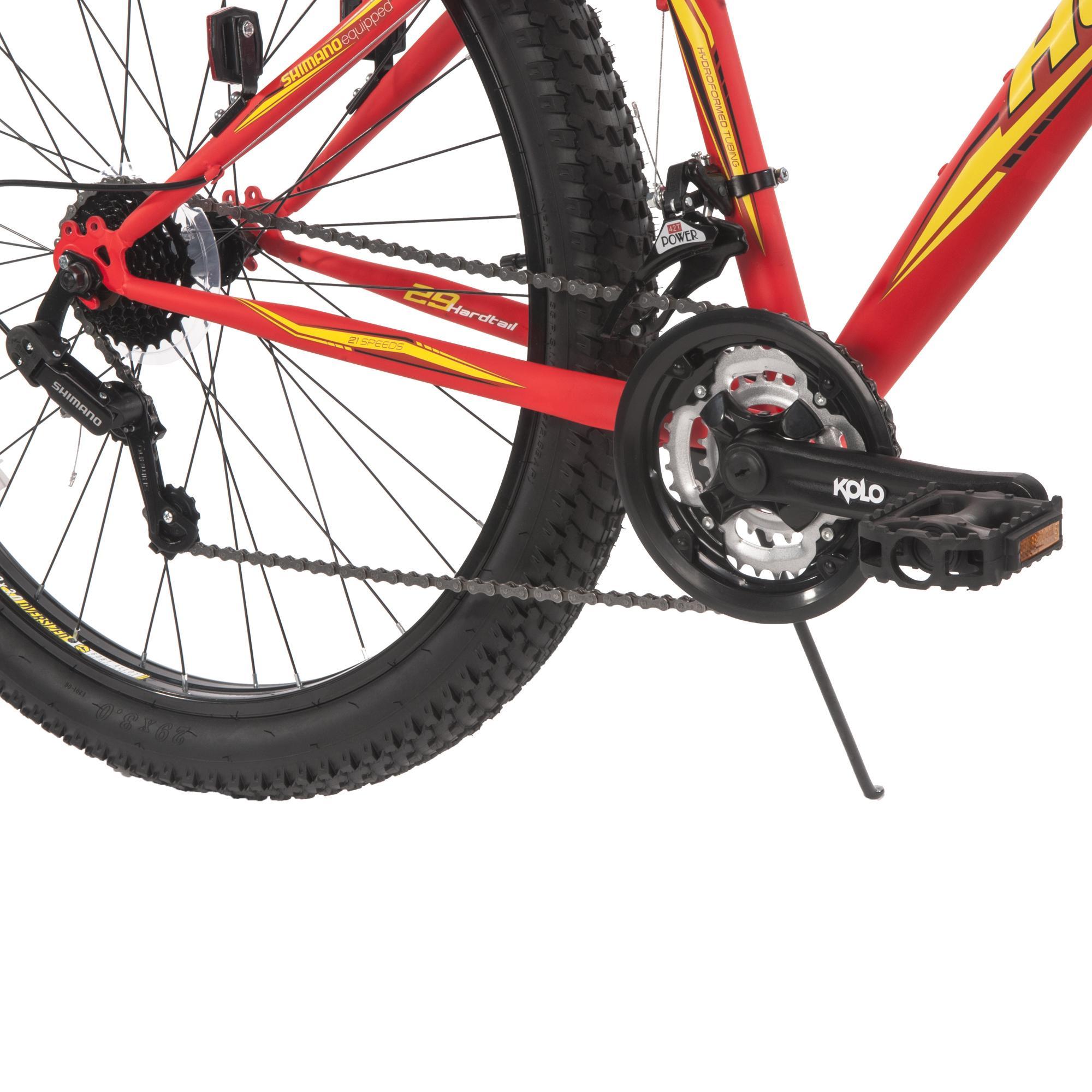 Huffy Men S Torch 3 0 Mountain Bike 29 Inches