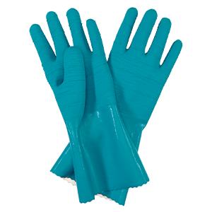 Gants de jardin /étanches GARDENA/: gants de jardinage pour tous les travaux dentretien et de nettoyage manchettes longues taille 7//S doublure en coton imperm/éables gr/âce /à un rev/êtement robuste en latex 209-20