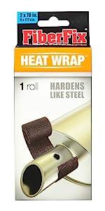 Fiber Fix Heat Wrap