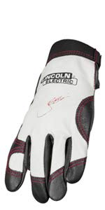 Leather; Womens; Female; Jessi Combs; Welding Gloves; Comfortable; Best;