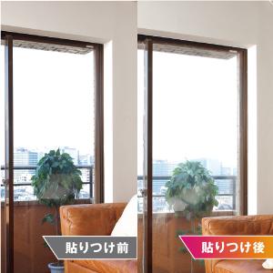 窓ガラス透明断熱フィルム