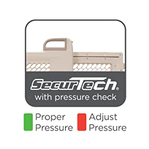 Amazon Com Safety 1st Pressure Mount Lift Lock And