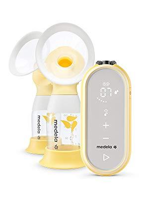 freestyle flex breast pump, medela, breastpump, electric breast pump, double breast pump