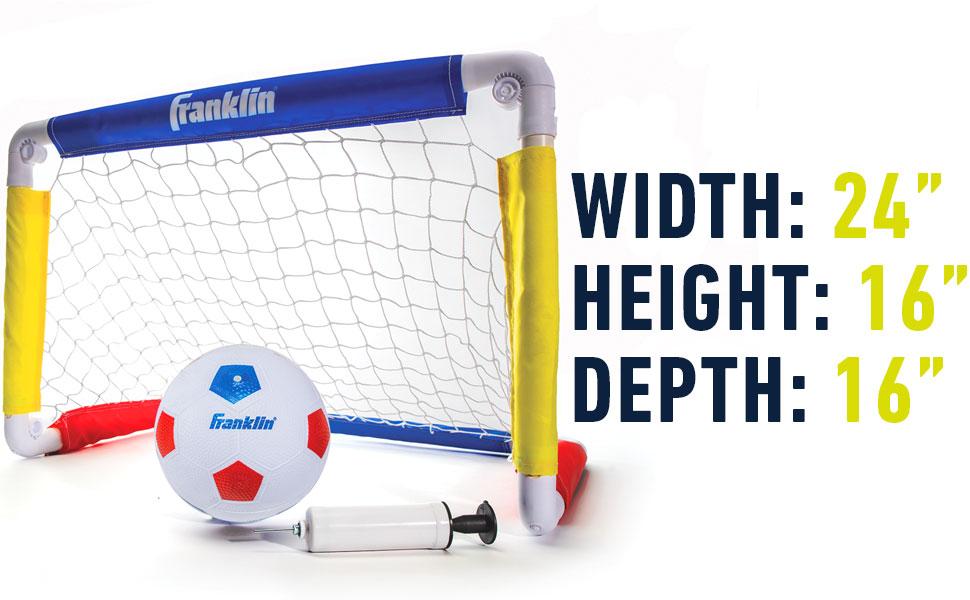 Details about  /Sports Football Net Soccer Ball Goal Soccer Net Set Kids Sport Indoor Game JJ