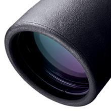 Bright, Multicoated Lenses