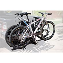 Swagman Thule Yakima Hollywood Allen bike rack camping towing RV camper platform bicycles outdoor