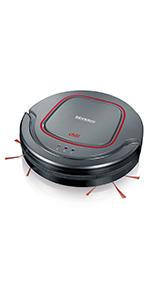 Cepillo para tejidos XXL con sistema Claw-Collect · Robot aspirador · Crepera · Cafetera automática con molinillo · Microondas con función grill