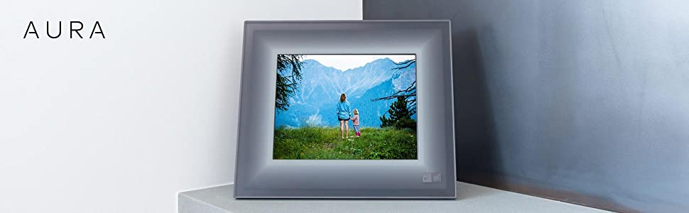 Amazon aura digital photo frame beautifully designed with from the manufacturer solutioingenieria Gallery
