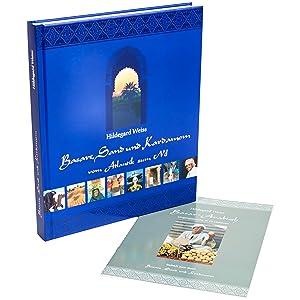 Buch: Basare Sand und Kardamom mit Beiheft Basar-Arabisch