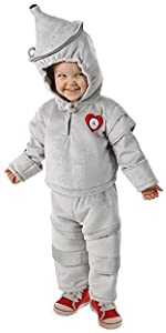 Princess Paradise Baby The Wizard of Oz Tin Man Newborn Swaddle Deluxe Costume As As Shown 0//3M Princess Paradise Costumes 4605