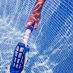 Gre VCB50 Electric Vac Plus - Limpiafondos Eléctrico para Piscina ...