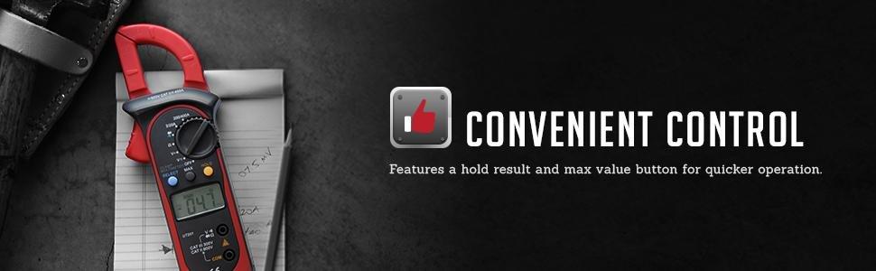 convenient control