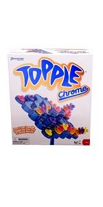 Topple Chrome game
