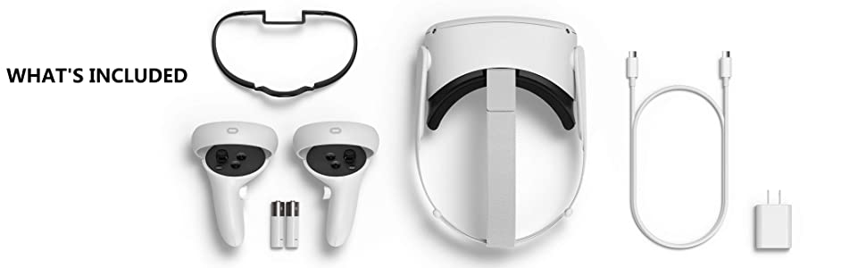 Oculus Quest 2 — Advanced All-In-One Virtual Reality Headset