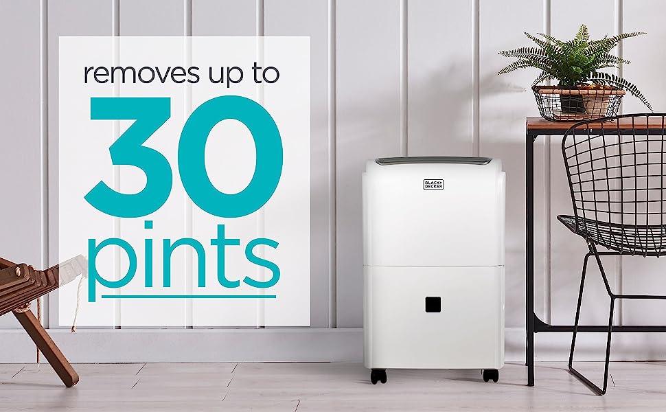 Portable Dehumidifier Cool Air Safe home space house