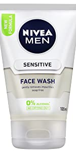 mens face wash; mens face wash gel; mens face cleanser; face wash; gel wash; mens skincare; men's