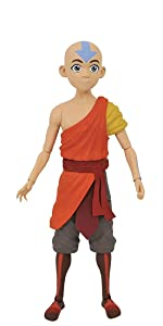 Aang Avatar the Last Airbender Walgreens Exclusive Diamond Select Toys NEW IN BOX