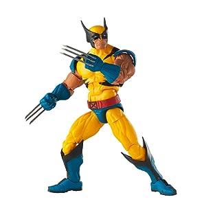 Marvel- Legends Lobezno Wolverine, Multicolor (Hasbro E0493EU4)