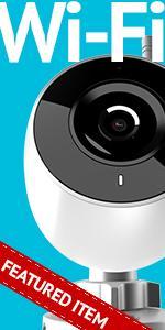 wifi security system, wireless camera, wireless security system, router, Wi-Fi, Audio,Two Way Audio