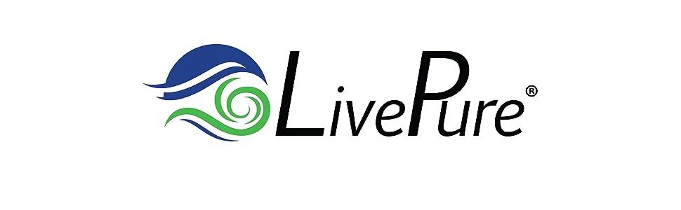 LivePure Logo