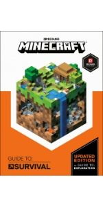 Minecraft books;books for 8-12 year ol;video games;technology;computer;games;games for kids