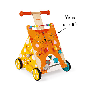 Chariot mutli-activités
